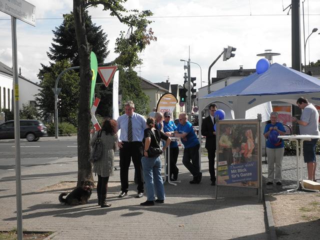 Griesheim Bürgermeisterwahl